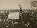 """""""Obère tant de bonn bi et pas pourré mangea dé pan ! """" durant les manif des vignerons en 1907"""