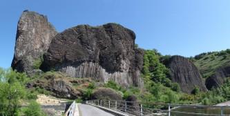 Panorama Prades la roche Servière