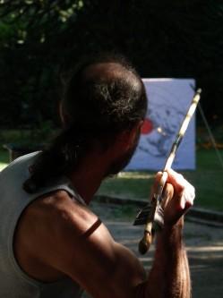 lancer de propulseur préhistorique au puy en velay