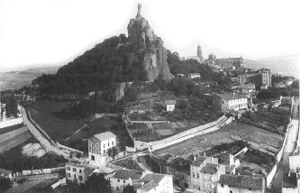 rocher corneille mont anis le puy en velay mini